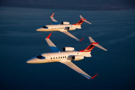 Lear Jet Poster #01 Aviation 11x17 Mini Poster