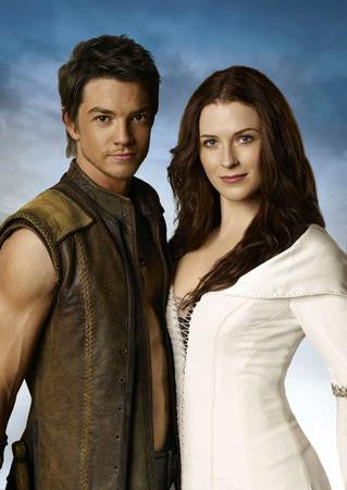Legend Of The Seeker Poster #01 11x17 Mini Poster