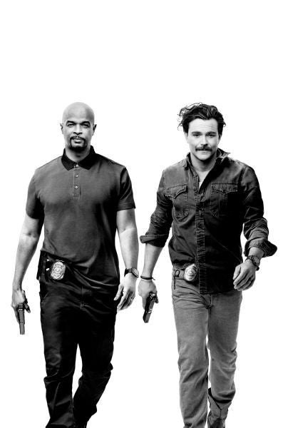 TV Posters, lethal weapon tv