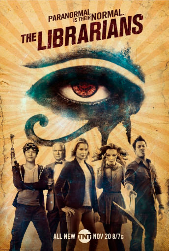 Librarians Tv Poster Mini Poster| theposterdepot.com