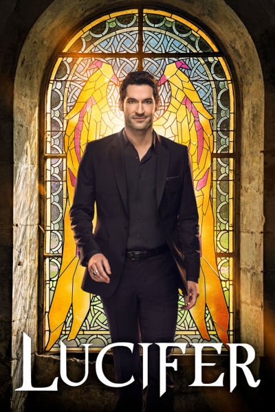 TV Posters, lucifer
