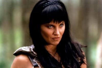 Lucy Lawless poster| theposterdepot.com