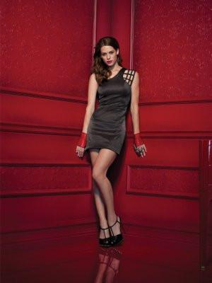 Lyndsy Fonseca poster tin sign Wall Art