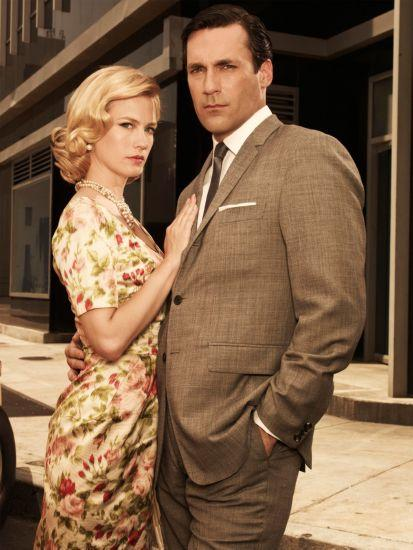 Mad Men Photo Sign 8in x 12in