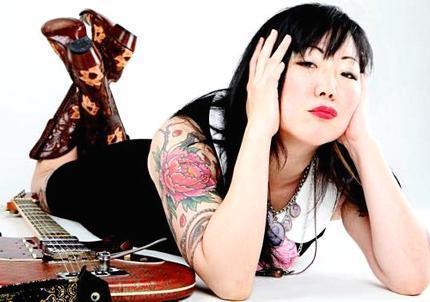 Margaret Cho poster tin sign Wall Art