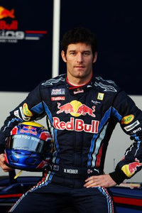 Mark Webber Poster #01 11x17 Mini Poster