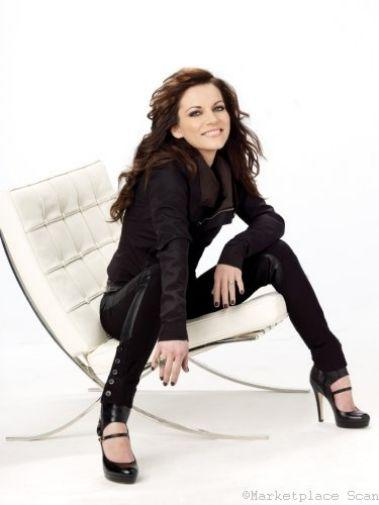 Martina Mcbride Photo Sign 8in x 12in