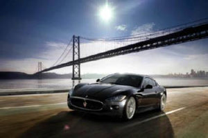 Maserati Gt poster| theposterdepot.com