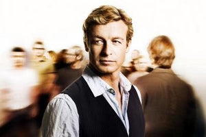 Mentalist The Simon Baker Poster 11x17 Mini Poster