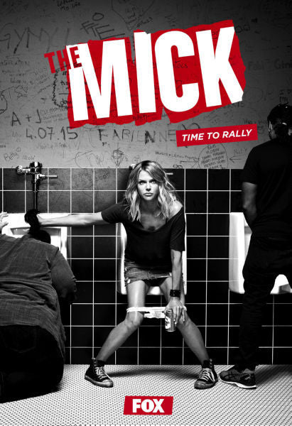 TV Posters, the mick