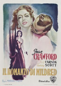 Mildred Pierce 11inx17in Mini Poster #01 Italian