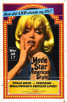 Movie Star American Style poster 11x17 Mini Poster