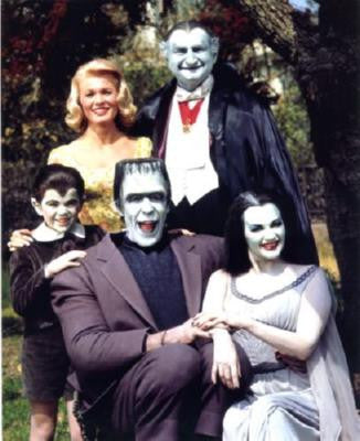 "Munsters Poster 16""x24"" On Sale The Poster Depot"