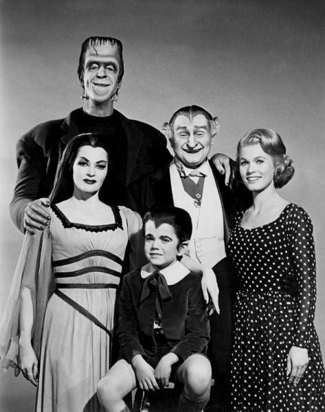 TV Posters, munsters