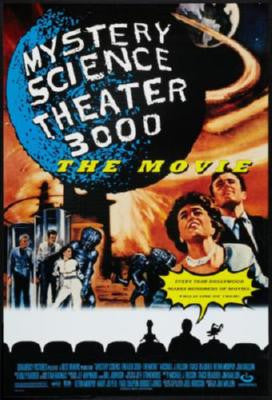 Mystery Science Theater 3000 Stk3K Poster 16