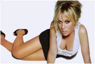 Natasha Bedingfield Sexy poster tin sign Wall Art