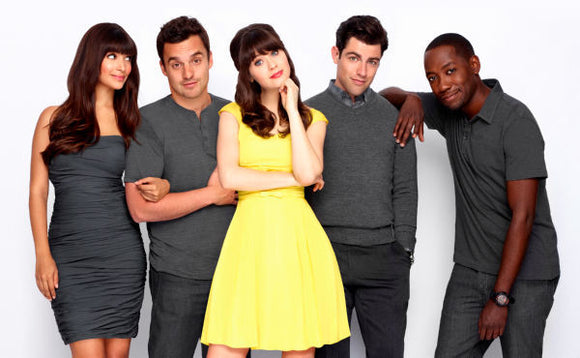 TV Posters, new girl