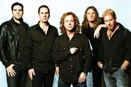 Night Ranger Poster 11x17 Mini Poster