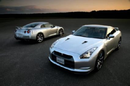 Aviation and Transportation Nissan Gtr Poster 16