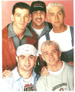 Nsync poster| theposterdepot.com