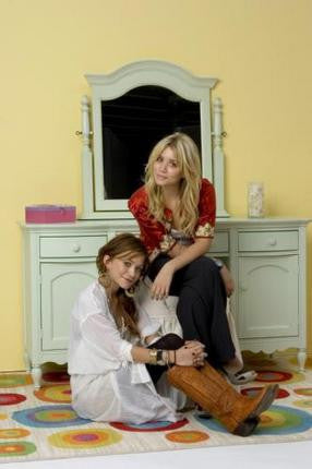 Olsen Twins Mary Kate Ashley poster| theposterdepot.com