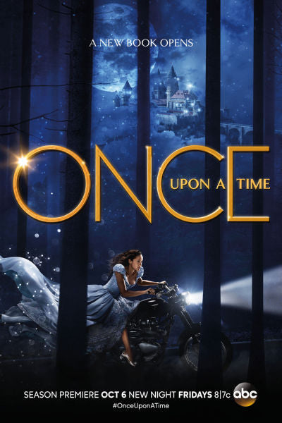 TV Posters, once upon a time
