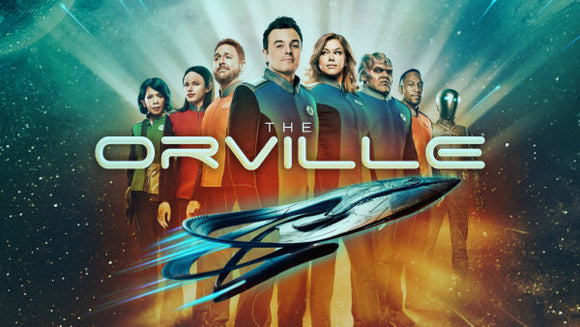 TV Posters, the orville