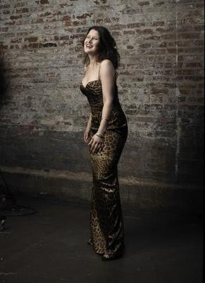 Paula Cole Gown Poster 11x17 Mini Poster