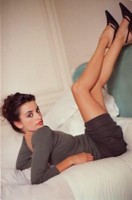 Penelope Cruz poster tin sign Wall Art