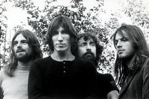 Pink Floyd Bw Poster 11x17 Mini Poster
