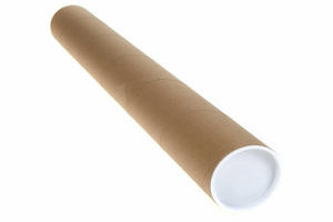 "Poster Tubes 25"" single"