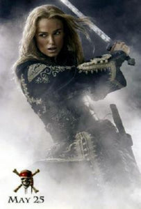 Keira Knightley poster| theposterdepot.com