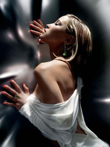 Rachel Stevens Photo Sign 8in x 12in