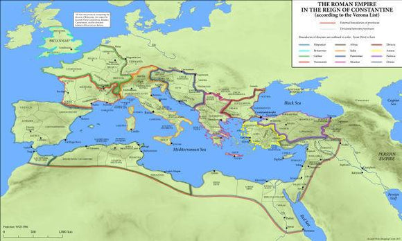 Other Subjects Posters, roman empire
