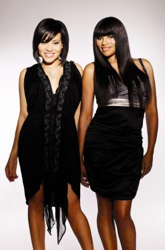 Salt N Pepa Photo Sign 8in x 12in