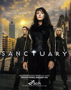 Sanctuary Promo 11x17 Mini Poster