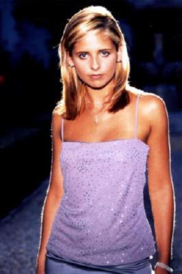 Sarah Michelle Gellar Poster 16in x 24in - Fame Collectibles