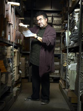 Saul Rubinek poster tin sign Wall Art