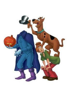 Scooby Doo poster tin sign Wall Art
