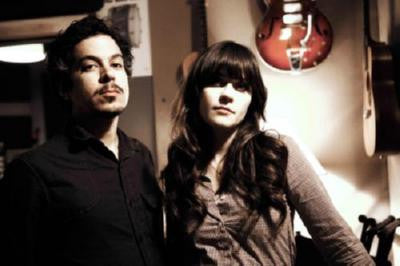 Music She And Him Poster 16