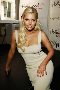 Sophie Monk Photo Sign 8in x 12in