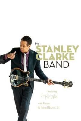 Music Stanley Clarke Band The Poster 16