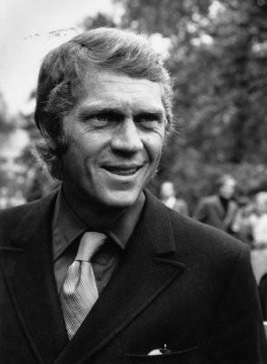 Steve Mcqueen poster tin sign Wall Art