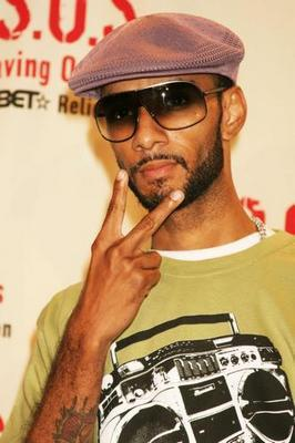 Swizz Beatz poster tin sign Wall Art
