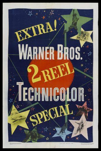 Technicolor Photo Sign 8in x 12in