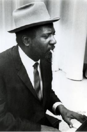 Thelonious Monk 11inx17in Mini Poster #01