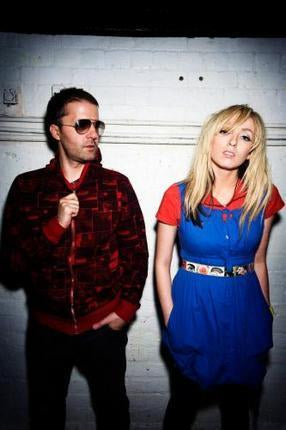 Ting Tings poster| theposterdepot.com