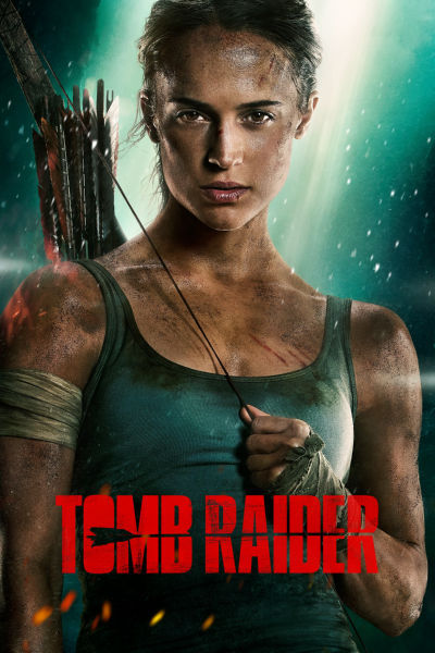 Movie Posters, tomb raider