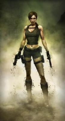 Tomb Raider Underworld Poster #02 16inx24in - Fame Collectibles