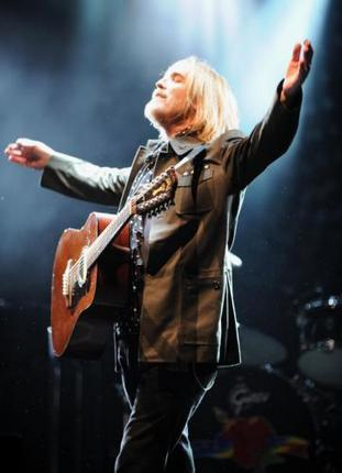 Tom Petty poster tin sign Wall Art